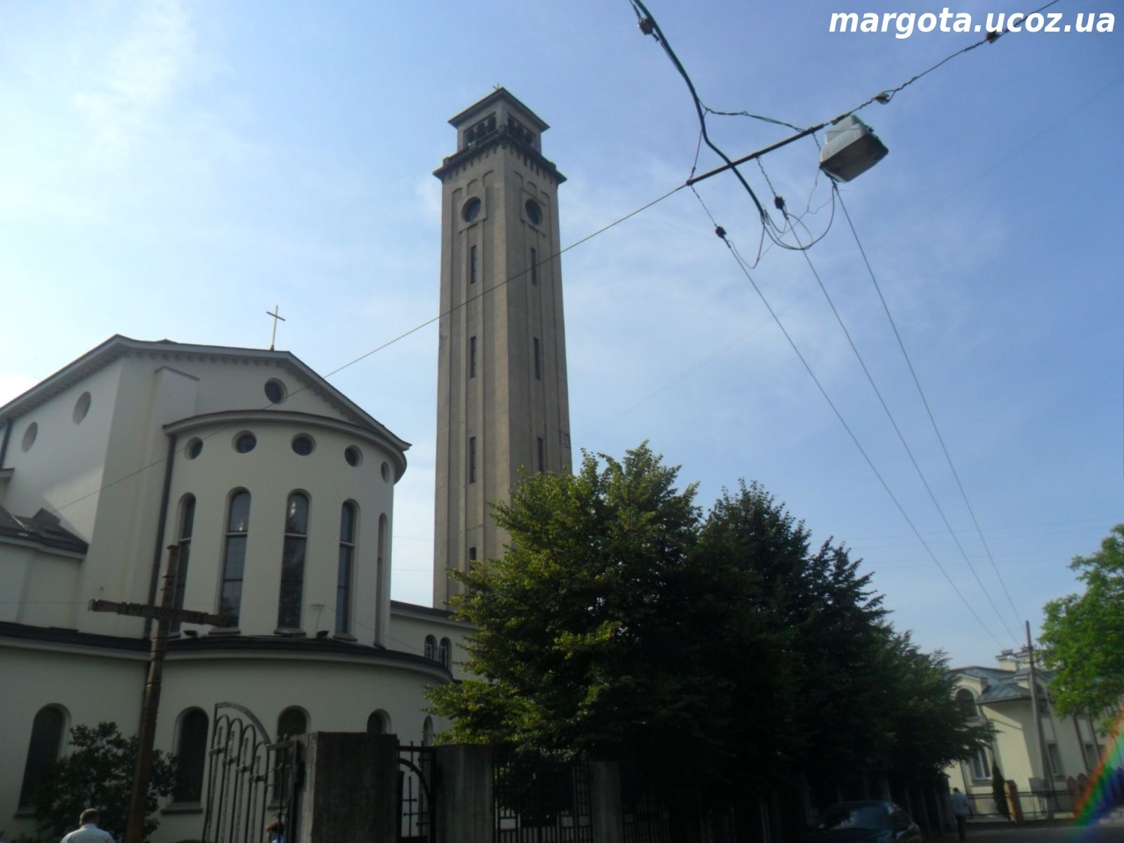 Церква Покрови Пресвятої Богородиці.
